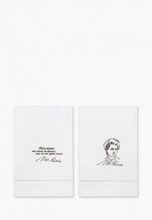 Набор полотенец кухонных Bellehome Maria Curie, 50х70