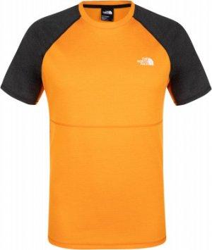 Футболка мужская Varuna, размер 46-48 The North Face. Цвет: оранжевый