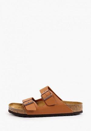 Сабо Birkenstock Arizona Soft Regular. Цвет: коричневый