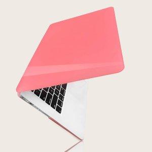 Защитный чехол для MacBook Air 13,3 дюйма SHEIN. Цвет: розовые