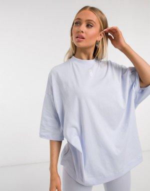 Oversized-футболка из хлопка -Фиолетовый ASOS 4505