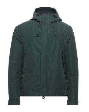 Куртка CIESSE PIUMINI. Цвет: темно-зеленый