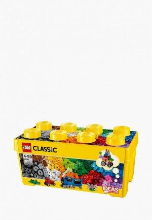 Конструктор LEGO Classic 10696 Набор для творчества среднего размера. Цвет: разноцветный