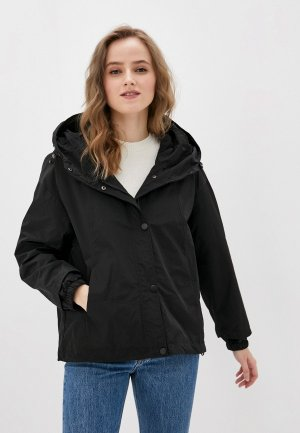 Куртка Снежная Королева. Цвет: черный
