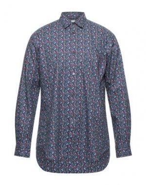 Pубашка COMME des GARÇONS SHIRT. Цвет: темно-синий