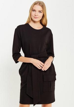 Платье Sitlly. Цвет: черный