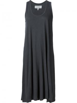 Платье-майка The Great. Цвет: чёрный