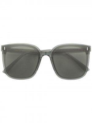 Солнцезащитные очки Frida G3 Gentle Monster. Цвет: черный