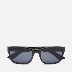 Солнцезащитные очки 05VS-1AB02G-3P Polarized Prada Linea Rossa. Цвет: чёрный
