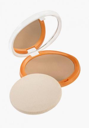Пудра Seventeen Компактная с матирующим эффектом High photo-ageing protection SPF30  4. Цвет: прозрачный