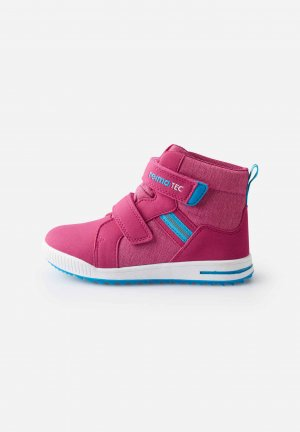 Ботинки tec Launa Розовые Reima. Цвет: розовый