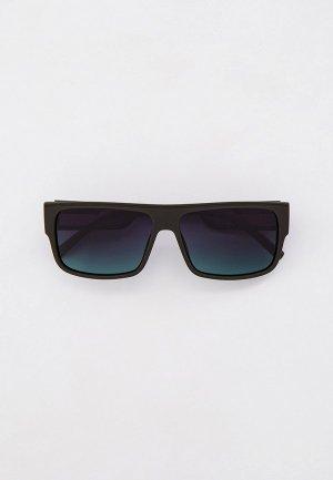 Очки солнцезащитные Matrix MT8634, с поляризационными линзами. Цвет: серый