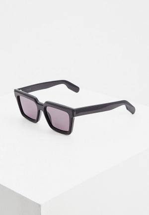 Очки солнцезащитные Kenzo KZ 40020I. Цвет: черный