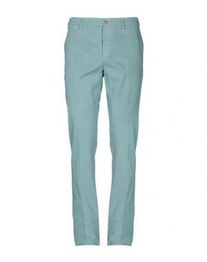 Повседневные брюки ARMATA DI MARE. Цвет: светло-зеленый