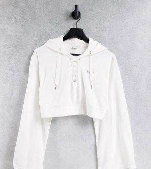 Худи белого цвета Icons 2.0 Fashion-Белый Puma