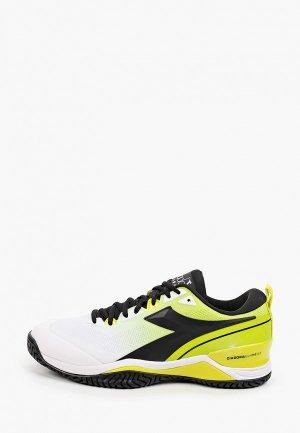 Кроссовки Diadora T1 M - Ten High Perf. Цвет: разноцветный