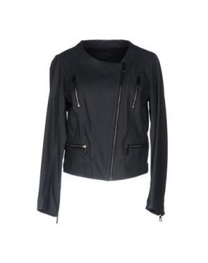 Куртка ENES. Цвет: свинцово-серый