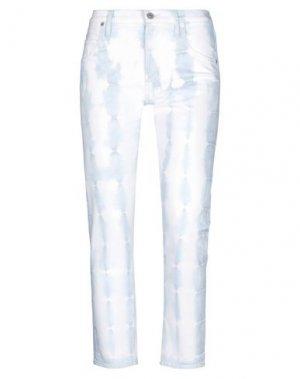 Джинсовые брюки CITIZENS OF HUMANITY. Цвет: синий