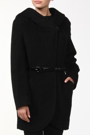 Пальто Виктория Веталика. Цвет: черный
