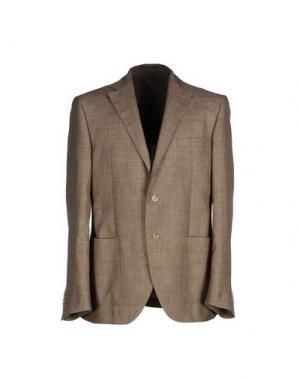 Пиджак BRIAN HAMILTON. Цвет: хаки