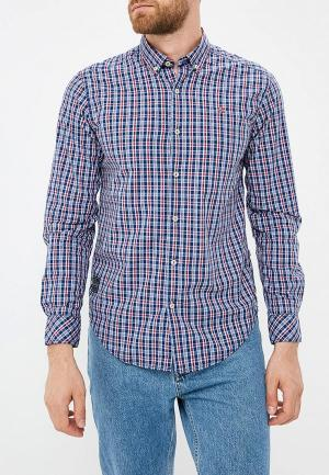 Рубашка Napapijri GALVESTON. Цвет: синий