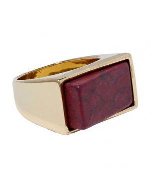 Кольцо BEN-AMUN. Цвет: красно-коричневый