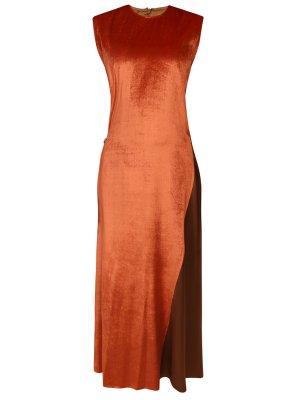 Бархатное платье DAMIR DOMA