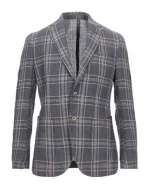 Пиджак TWENTY-ONE. Цвет: грифельно-синий