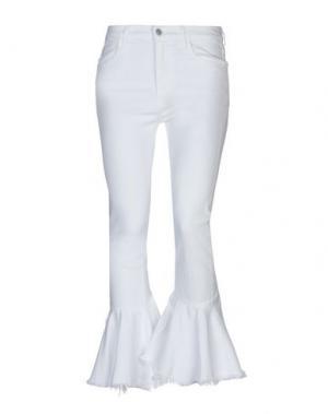 Джинсовые брюки CITIZENS OF HUMANITY. Цвет: белый