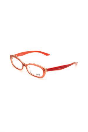 Оправы корригирующих очков Exte. Цвет: 02 оранжевый