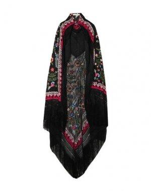 Накидка NAEEM KHAN. Цвет: черный