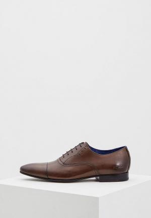 Туфли Ted Baker London MURAIN. Цвет: коричневый