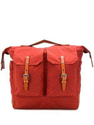 Рюкзак Frank Ally Capellino. Цвет: красный