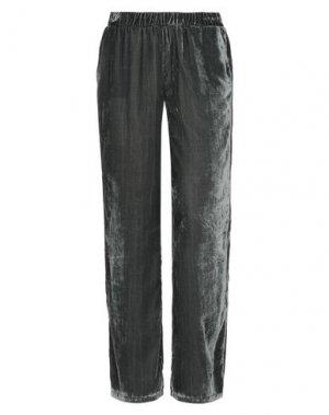 Повседневные брюки JEFF. Цвет: свинцово-серый