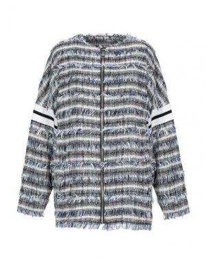 Легкое пальто GAëLLE Paris. Цвет: небесно-голубой