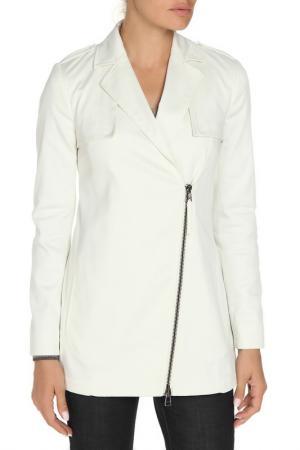 Плащ CNC Costume National C'N'C. Цвет: белый