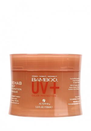 Маска для волос Alterna Bamboo UV+ Color Protection Rehab Deep Hydration Masque, Восстанавливающая ухода за цветом, 150 мл