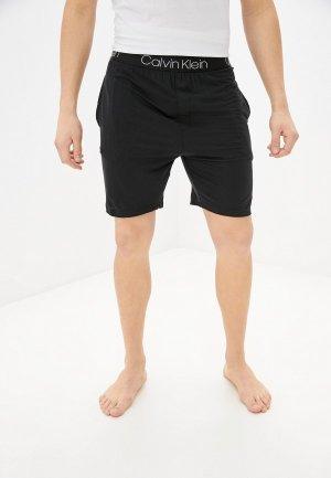Шорты домашние Calvin Klein Underwear. Цвет: черный