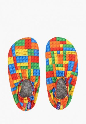 Чешки Aruna Лего. Цвет: разноцветный
