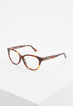 Оправа Gucci GG0211OA002. Цвет: коричневый