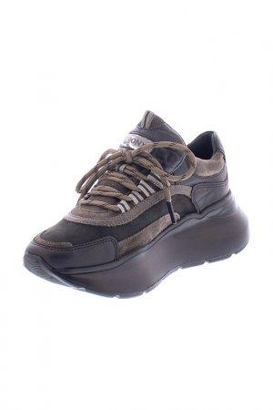 Sneakers BRONX. Цвет: black