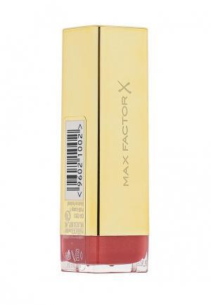 Помада Max Factor Colour Elixir Lipstick 510 тон english rose