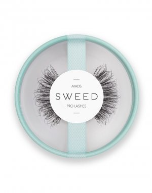 Накладные ресницы – Mads 3D-Черный цвет Sweed Lashes
