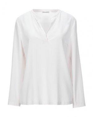 Pубашка CAPPELLINI by PESERICO. Цвет: светло-розовый