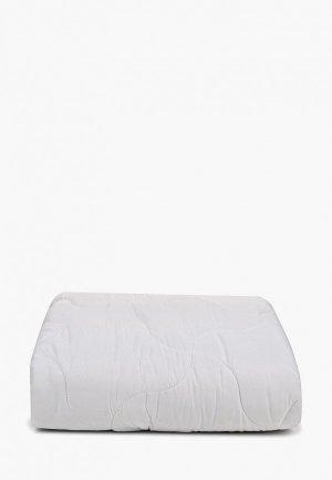 Одеяло 1,5-спальное Sova & Javoronok эвкалипт. Цвет: белый