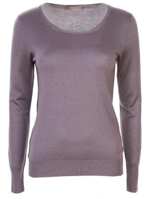 Пуловер базовый Cruciani. Цвет: разноцветный