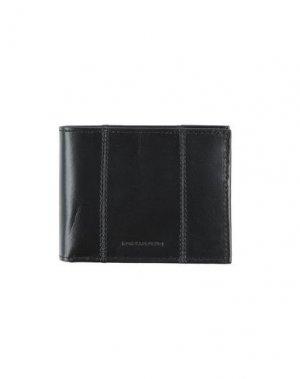 Бумажник ROYAL REPUBLIQ. Цвет: черный