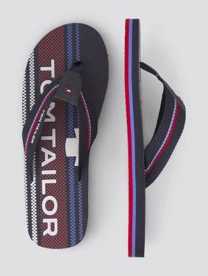 Обувь TOM TAILOR. Цвет: синий