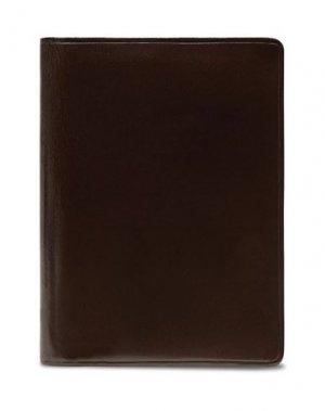 Чехол для документов IL BUSSETTO. Цвет: темно-коричневый