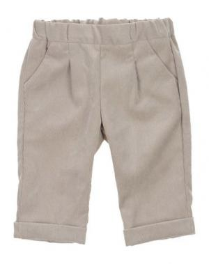 Повседневные брюки I GIANBURRASCA. Цвет: бежевый